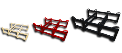 Topco, Inc. Barrel Racks - Topchock Cradle